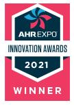 A 2021 AHR Expo Innovation Award Winner