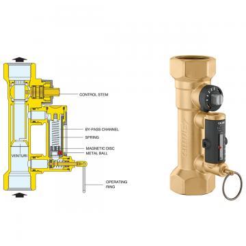 Direct reading manual balancing valve.