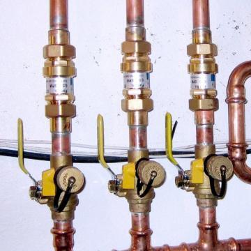 Pressure independent balancing valves.