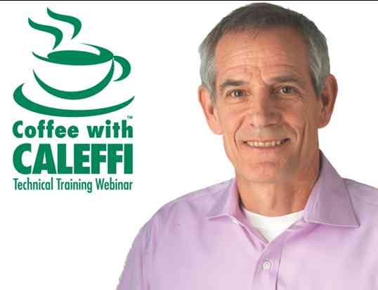Coffee with Caleffi Technical Training Webinar