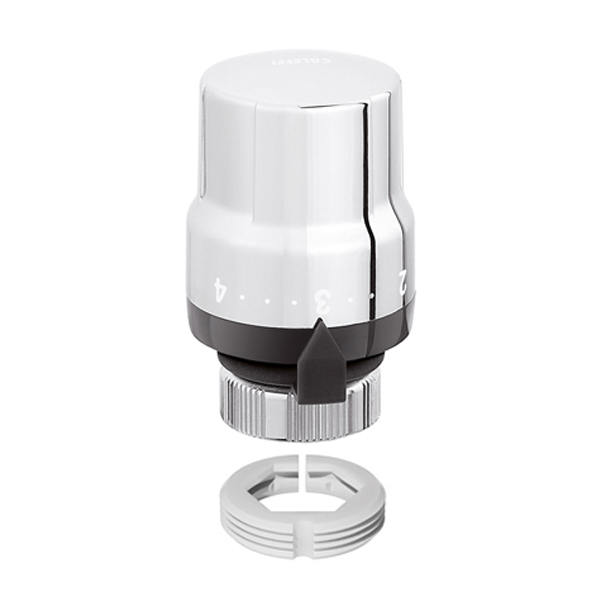 200 comando termostatico per valvole radiatori for Testina termostatica