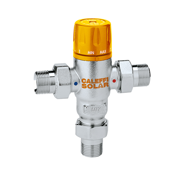 Valvola Miscelatrice Per Pannello Solare : Miscelatore termostatico regolabile per impianti