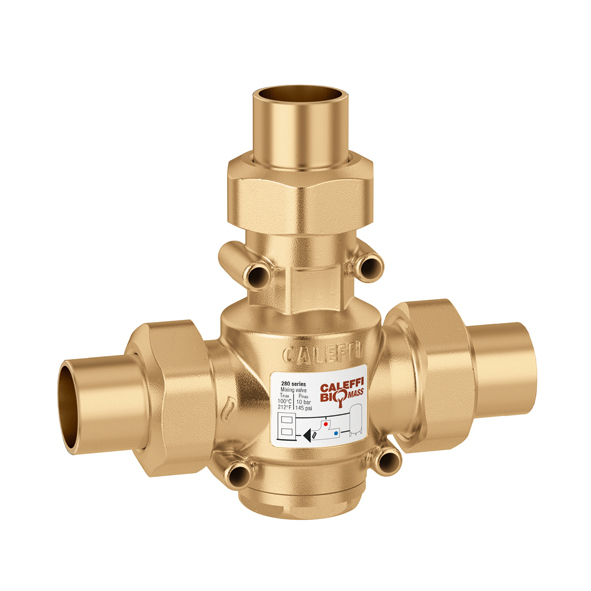 280 Thermoprotec Thermostatic Mixing Valve High Flow