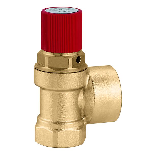 530 Safety relief valve  Female connections 1