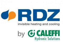 rdz by caleffi logo