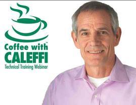 Coffee with Caleffi Technical Training Webinar