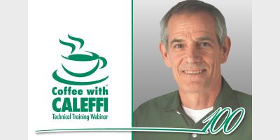 Coffee with Caleffi™ Schedule