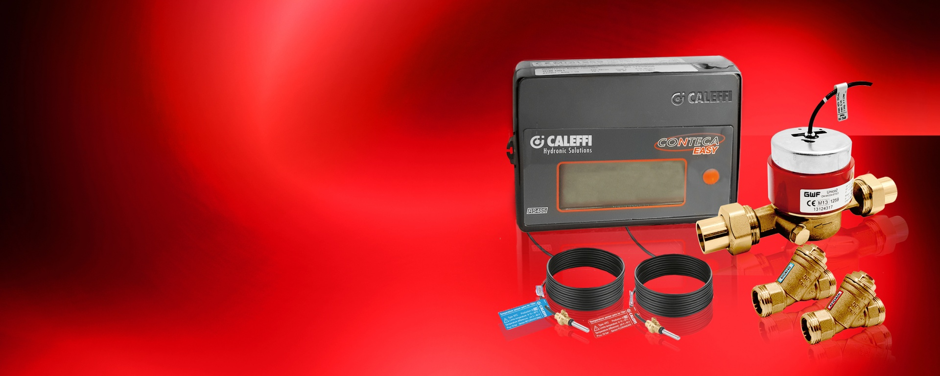 CONTECA Heat Metering