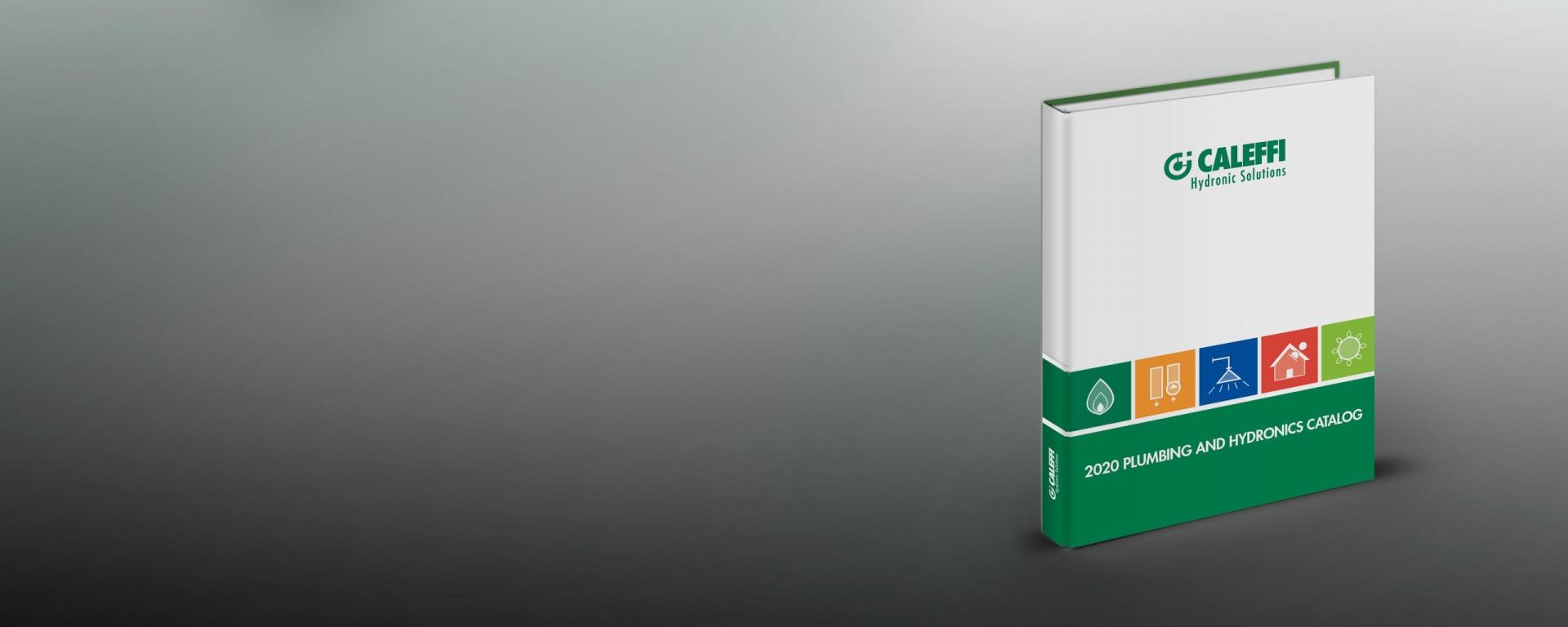 Caleffi 2020 Plumbing and Hydronics Catalog