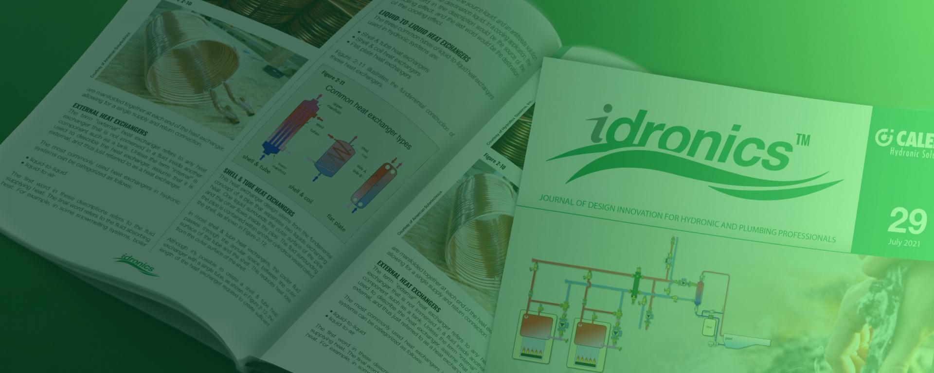 Interactive idronics