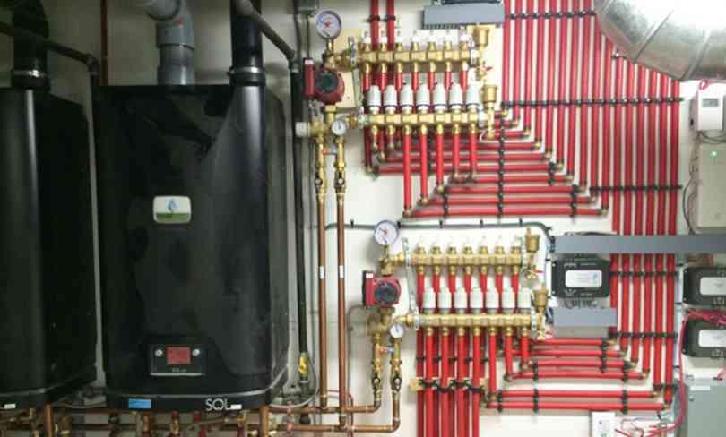 Radiant Floor Heat Caleffi