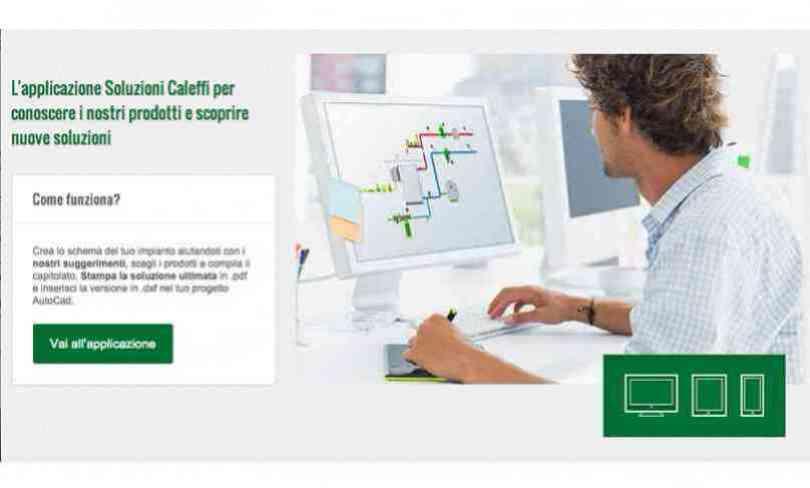 Soluzioni caleffi caleffi for Catalogo caleffi 2015