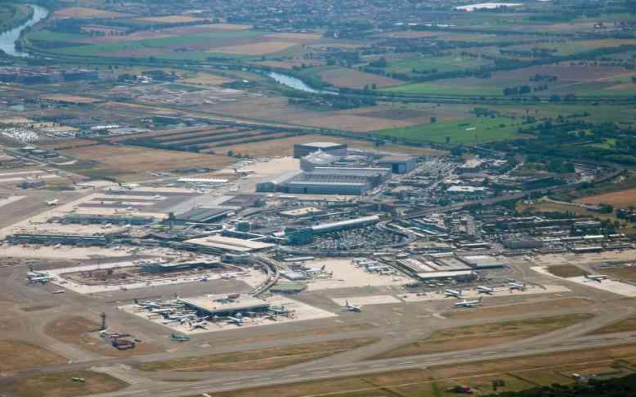 fiumicio foc airport