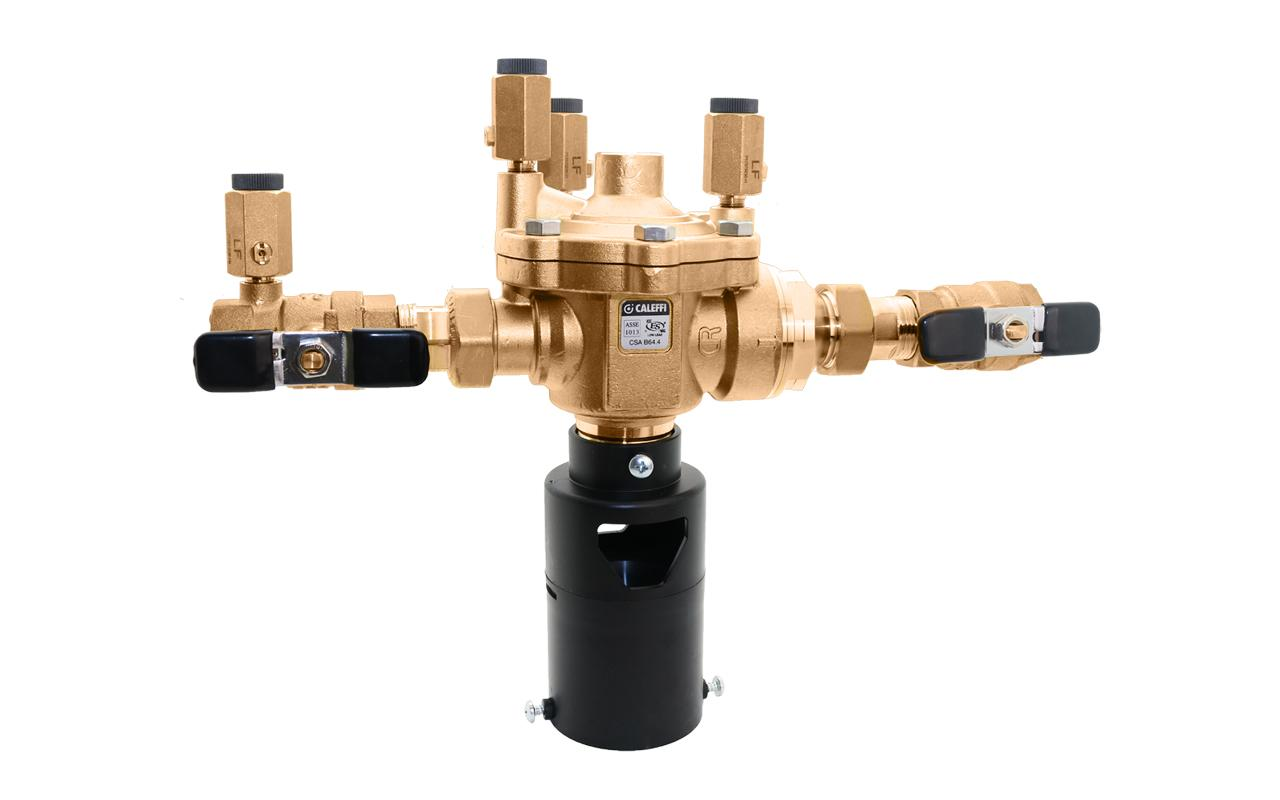 Cross-Connection Protection with 574 Series Backflow Preventer