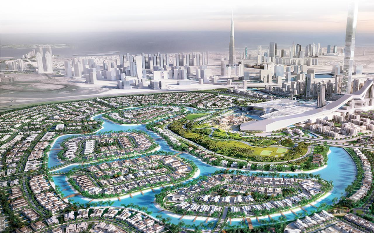 Caleffi at Mohammed Bin Rashid Al Maktoum City - District One