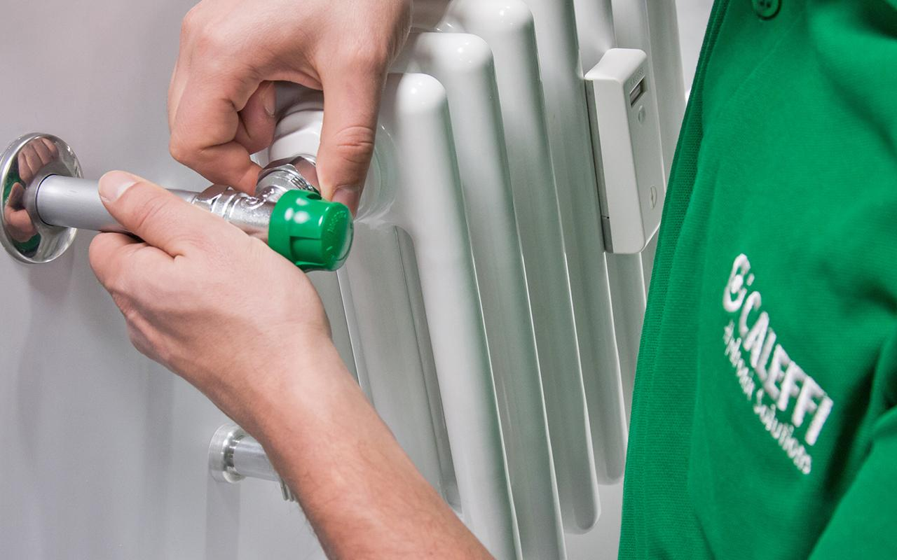 Caleffi DYNAMICAL ® - How to install it