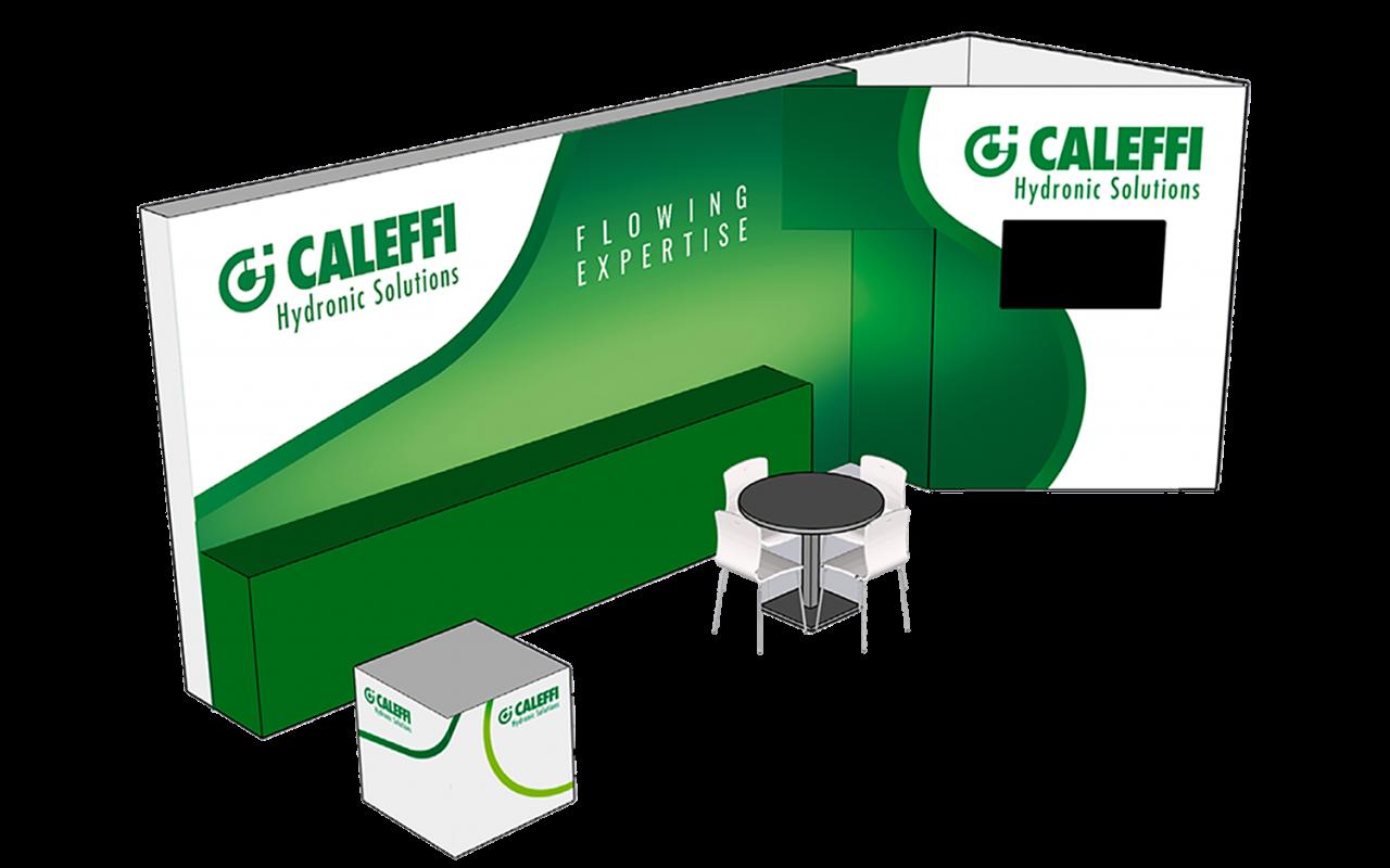 Caleffi Stand Install Fest