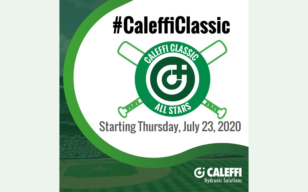 #CaleffiClassic Contest Begins
