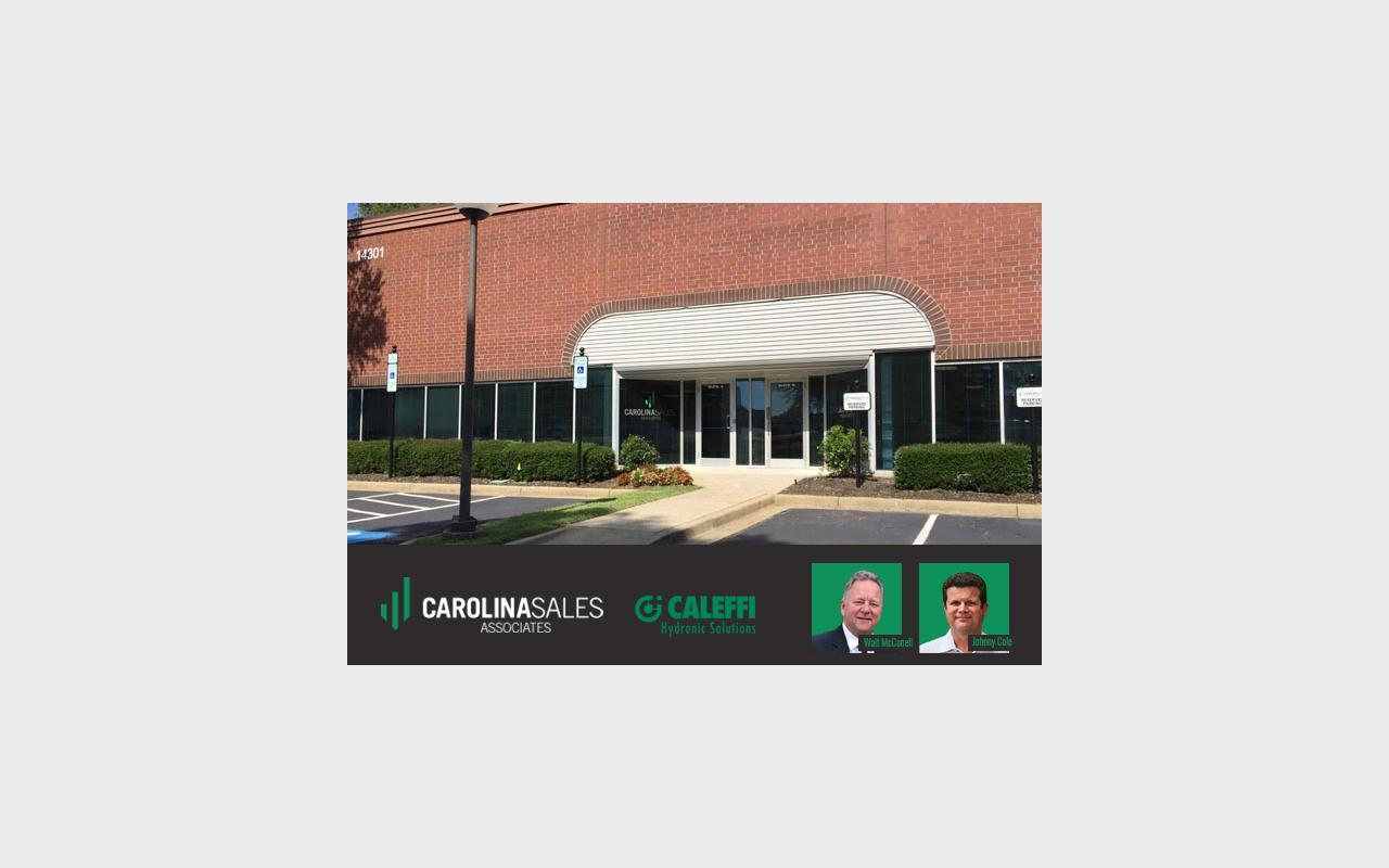 Caleffi and CSA Georgia Sales Team Up