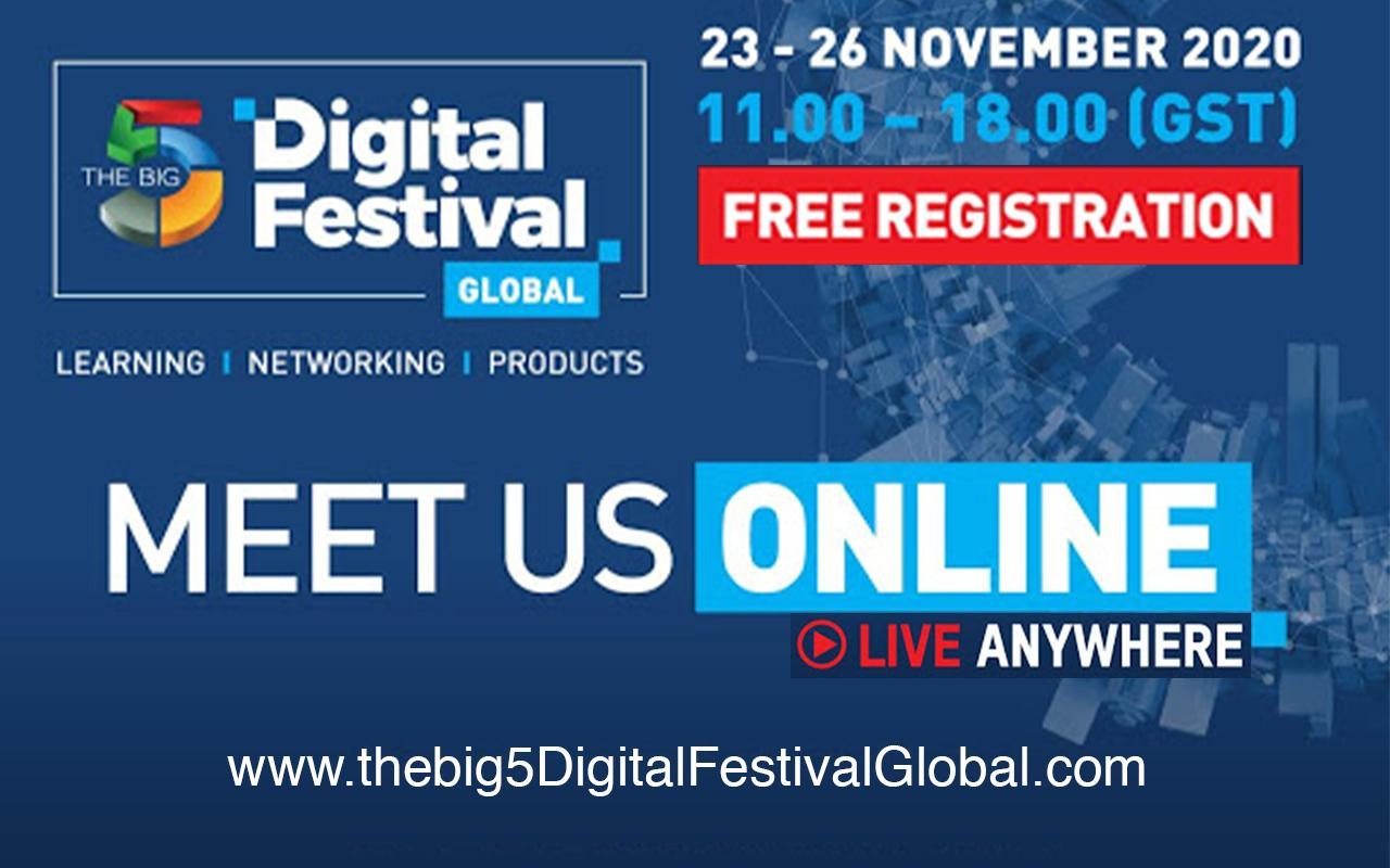 The Big5 Digital Festival