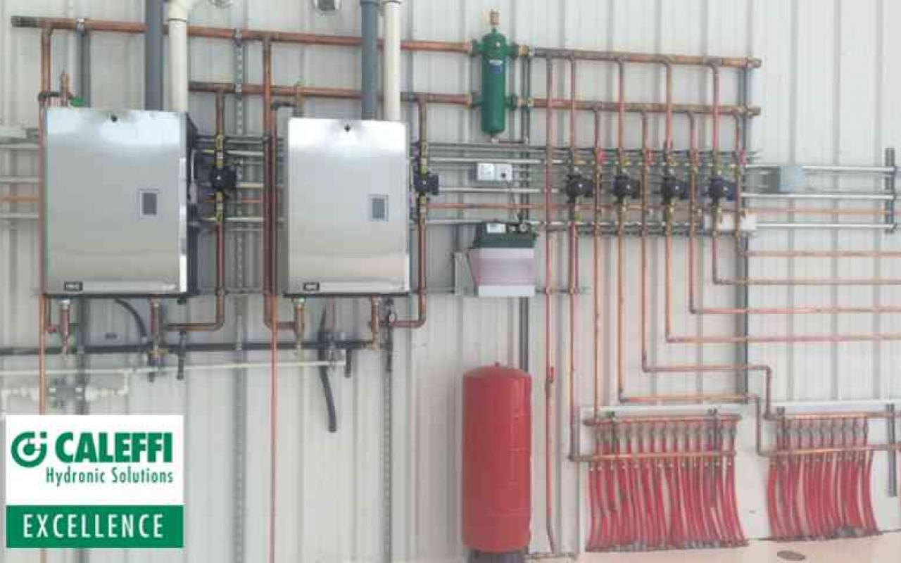 Caleffi Excellence