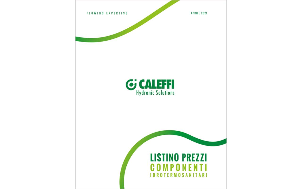 catalogo Caleffi 2021