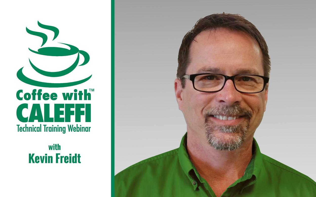 Coffee with Caleffi:  Controlling Plumbing Pressure with Direct-acting Pressure Reducing Valves