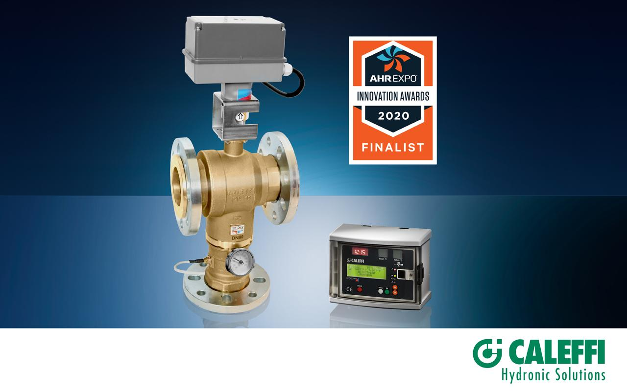 High Performance Temperature Control and Maximum Flow with LEGIOMIX® Flanged