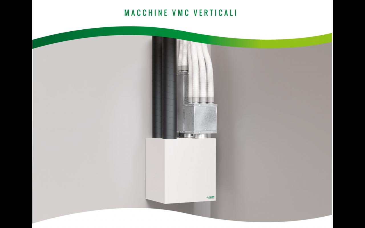 Macchine VMC Verticali