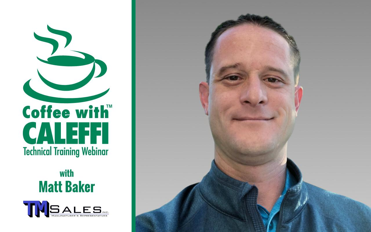 Coffee with Caleffi™:  Demystifying Smart Pumps