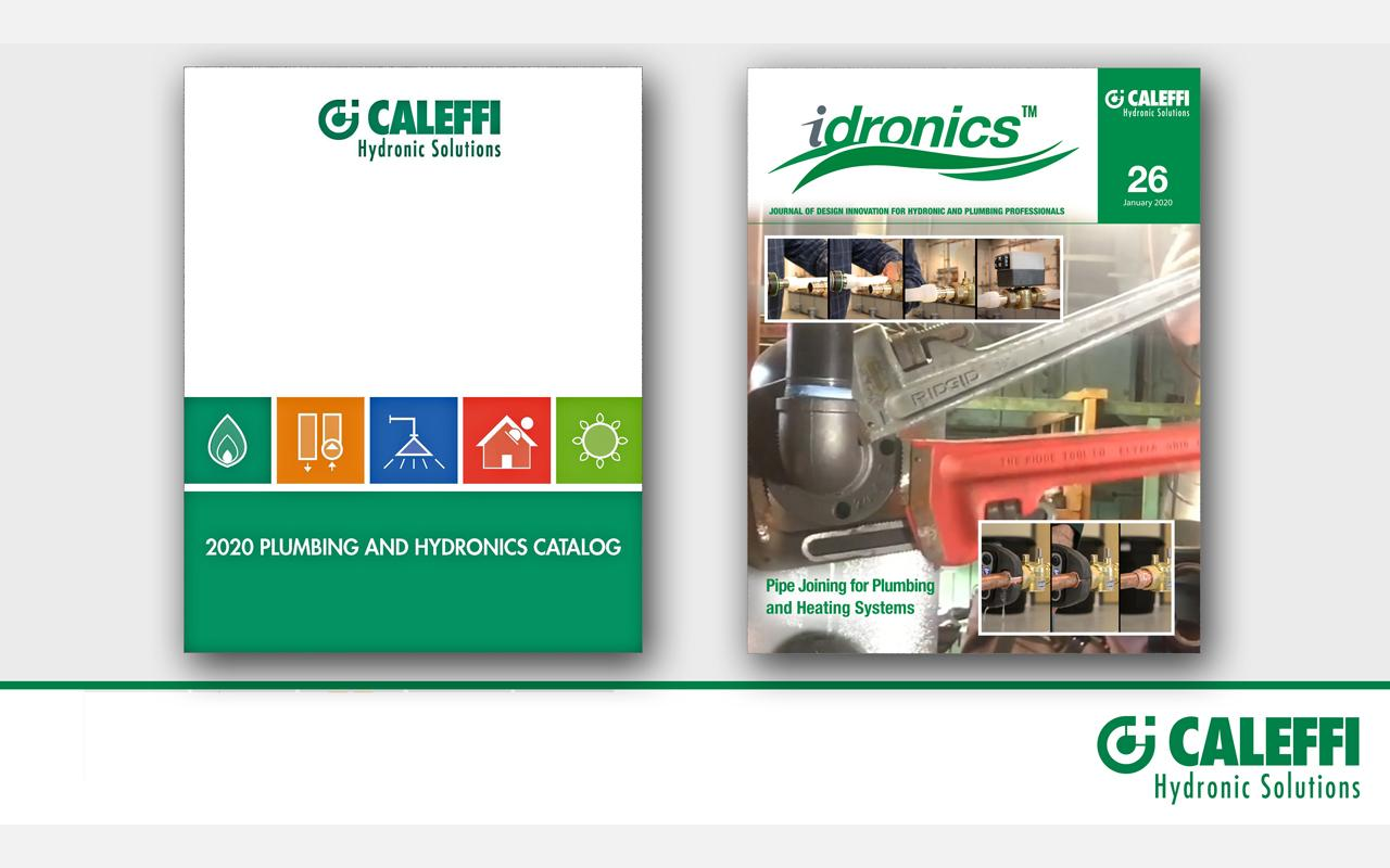Newly Published Literature from Caleffi