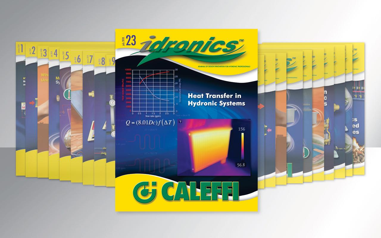 Introducing the 23rd Edition of idronics™
