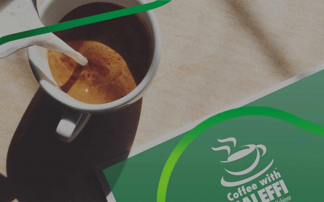 Coffee with Caleffi