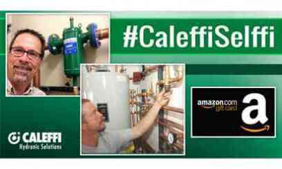 #CaleffiSelffi