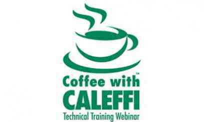 Coffee with Caleffi™:  Selecting and Sizing Domestic Water Heaters
