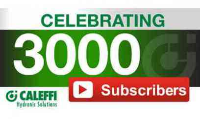 Caleffi YouTube Channel