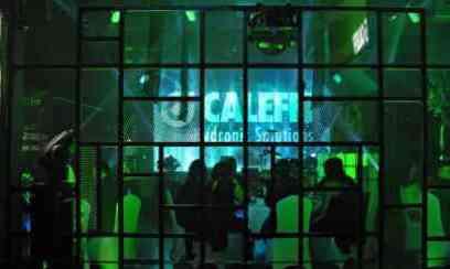 Caleffi Poland Inauguration