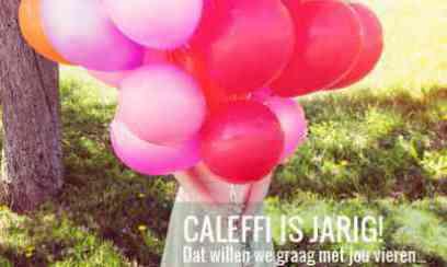 Caleffi 20 jaar!