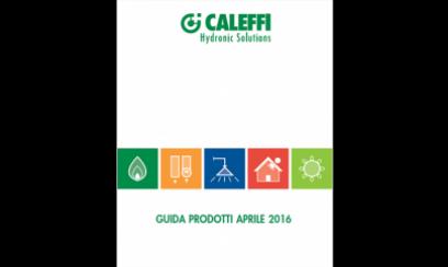 Guida Prodotti Caleffi 2016