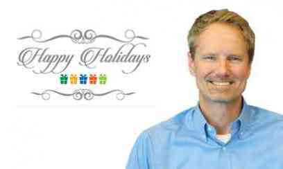A Holiday Message from CEO Mark Olson