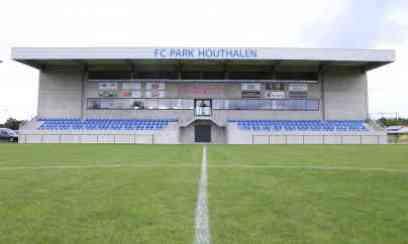 Nieuwbouw voetbalkantine voor Park FC