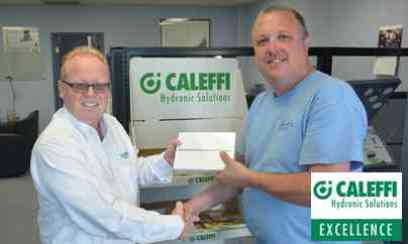 Caleffi Excellence, 172 Series Distribution Manifold