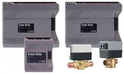 Versatile Zone Controllers - Z-one Valves and Relay Controls