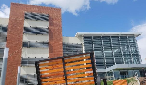 Caleffi y Nuevo Hospital de Colonia