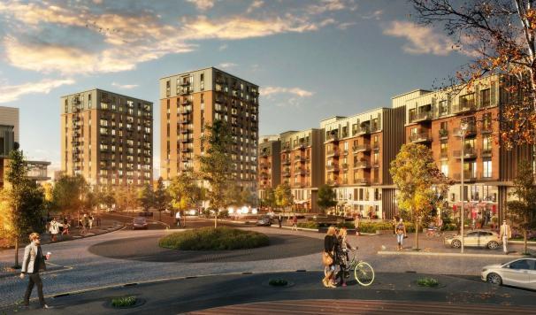 sinpaş finans şehir proje