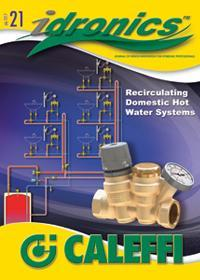 Recirculating Domestic Hot Water Systems (Issue #21)