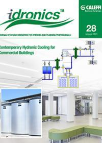 Contemporary Hydronic Cooling for Commercial Buildings