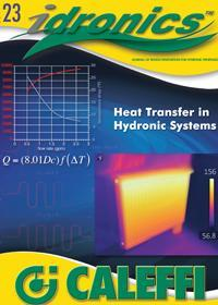 Heat Transfer in Hydronic Systems