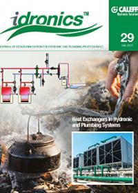 Heat Exchangers in Hydronic & Plumbing Systems