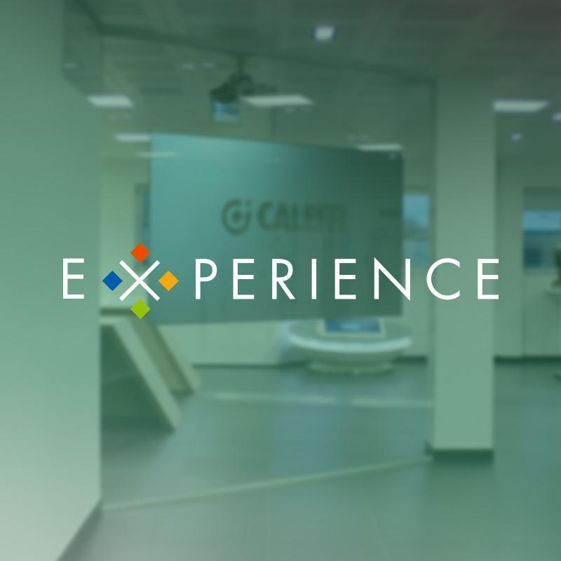 CALEFFI EXPERIENCE